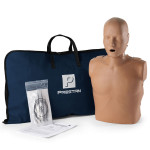 Prestan Adult CPR Manikin w/o Monitor - Dark Skin - PP-AM-100-DS