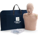Prestan Child / Pediatric CPR Manikin w/ Monitor - Medium Skin - PP-CM-100M-MS