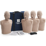 Prestan Child / Pediatric CPR Manikin w/o Monitor - 4 Pack - Medium Skin - PP-CM-400-DS