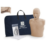 Prestan Adult Jaw Thrust CPR Manikin w/o Monitor - Medium Skin - PP-JTM-100-DS