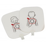 Prestan Professional Automated External Defibrillator Pediatric Trainer Pads, 1 Set - PP-APAD-1