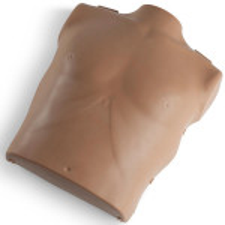 Torso Assembly for the PRESTAN Professional Adult Manikin, Dark Skin, RPP-ABODY-1M-DS
