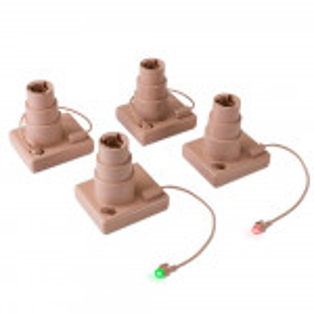 Replacement PRESTAN Ultralite Manikin CPR Feedback Piston,4-Pack, RPP-ULPISTONM-4-MS