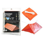 2 Person water resistant tube Tent packaged
