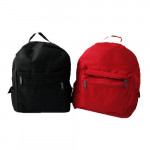 Adult Size Back Pack (Nylon) Red - ST44A