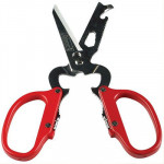 12-in-1 Survival Scissors - T22SR