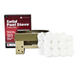 Portable Stove with Fuel Tablets - TPS