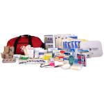Major Trauma Kit - 246 Pieces - soft side - URG-9000