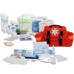 On Call First Responder Kit - 147 Piece - Orange - URG-999208