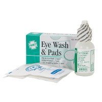 Eye Wash 1oz with 2 Sterile Eye Pads, 0525