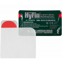"HyFin Chest Seal, 6"" x 6"", 10-0015"