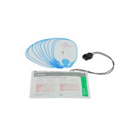 LIFEPAK 500 Automated External Defibrillator Training Electrode Set, 5 pair - 11101-000004