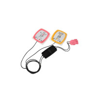 Replacement Infant/Child / Pediatric Reduced Energy Defibrillation Electrodes - 11101-000016