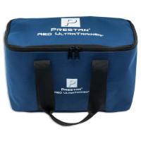 Prestan Professional AED UltraTrainer Bag, Blue, 4-Pack, 11806