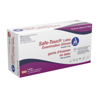 Powder Free Latex Exam Gloves - Large - 100 Per Box - 1200013