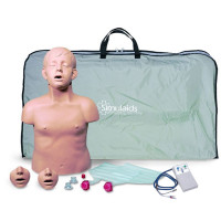 Brad Jr. CPR Training Manikin w/ Electronics and Bag - 2275