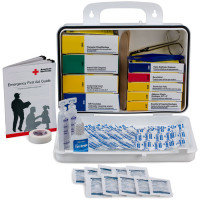 Welder 16 Unit First Aid Kit - Plastic - 253-U/FAO