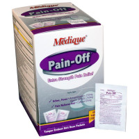 Pain Off Pain Reliever Tablets - 200 Per Box -22847