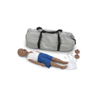 Kyle 3 Year Old CPR Manikin - African-American - 2951B