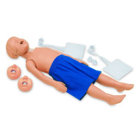 Jaw Thrust CPR Kyle - 2960