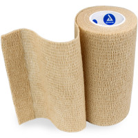 "Sensi Wrap, Self-Adherent - Latex Free, 4"" x 5 yds Tan, 1 each, 3190"