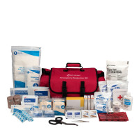 First Responder Kit, 151 Piece, Fabric Case, 3500
