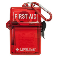 Waterproof First Aid Kit - 28 Pieces - 4432