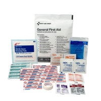 First Aid Triage Pack - General First Aid (with medications), 71-020