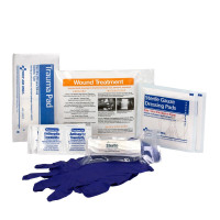 First Aid Triage Pack - Minor Wound Treatment, 71-030
