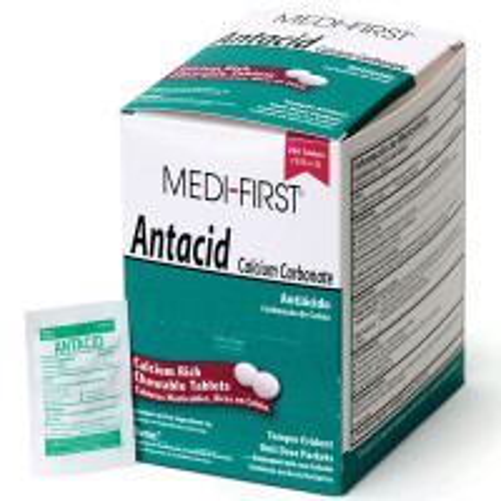 Antacid, 250/box, 80248