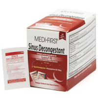 Sinus Decongestant, 100/box, 80933