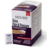Sinus Pain & Pressure, 500/box, 81913