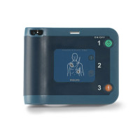 HeartStart FRx Defibrillator with FAA  Aviation Bundle - Opt A01