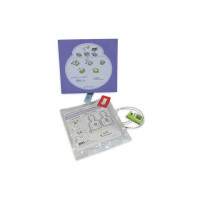 Pedi•padz II Pediatric Multi-Function Electrodes, 1 pair - 8900-0810-01