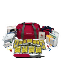 Emergency Preparedness, 24 Person, Large Fabric Bag, 90489
