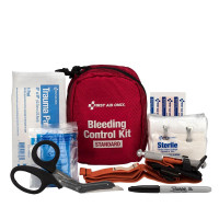 Bleeding Control Kit - Standard, Fabric Case, 91059