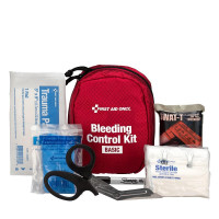 Bleeding Control Kit - Basic, Fabric Case, 91061