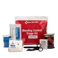 Bleeding Control Triage Kit - Essential, Plastic Bag, 91106
