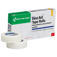 First Aid Tape - 1/2 inch x 10 yard - 2 Rolls Per Box - A501