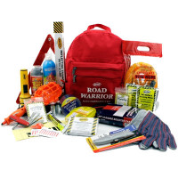 Urban Road Warrior Emergency Kit - 21 Pieces - AA01