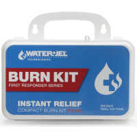 Universal Burn First Aid Kit, Plastic, BK11-HA