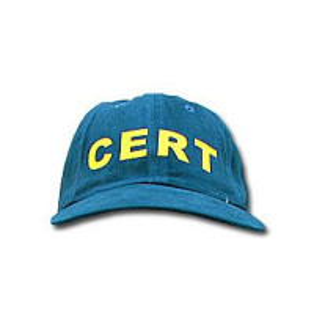 C.E.R.T. Logo Baseball Hat - CRT-HAT
