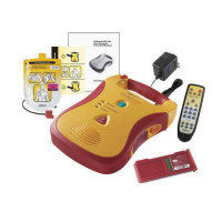 Complete Defibtech Automated External Defibrillator Trainer Package - Best Package - DCF-350T