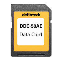 Medium Capacity Data Card (50-minutes, Audio) - DDC-50AE