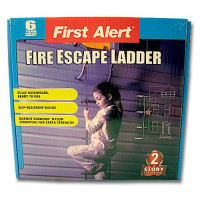 Fire Ladder - 2 Story - 13 Feet - EE36