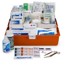 Response First Aid Kit - 269 Pieces - FA-504