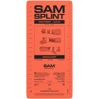 9 inch Wrist Sam Splint Flat, Reusable, 1 Each - FA/GG9