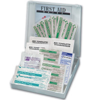 All Purpose First Aid Kit, 21 Pieces - Mini - FAO-110