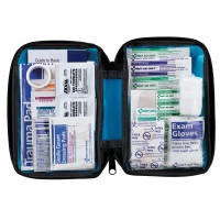 All Purpose First Aid Kit, soft bag, 81 Pieces - Small - FAO-422