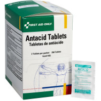 Antacid Tablets - 250 Per Box - I435